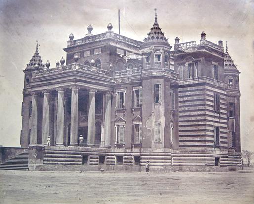 The Dilkoosha, Lucknow 1858