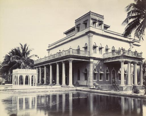 Building in the Sardar Bagh at Junagadh in Gujarat | 1681