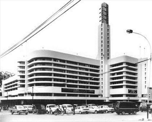 Bank Jabar in Bandung by Albert Aalbers | 1936