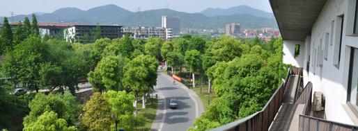 Xiangshan Central Campus | April 2012