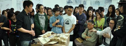CAA Hangzhou | Thesis Design Studio Review, May 21-22, 2012