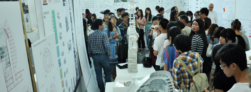 CAA Hangzhou | Thesis Design Studio Review, May 21-22, 2012