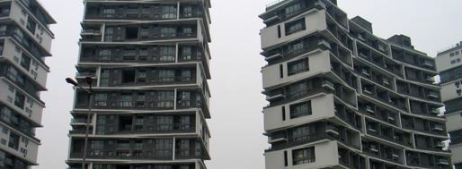 Vertical Housing by Wang Shu (Amateur Architecture Studio) | Hangzhou, February 11, 2008