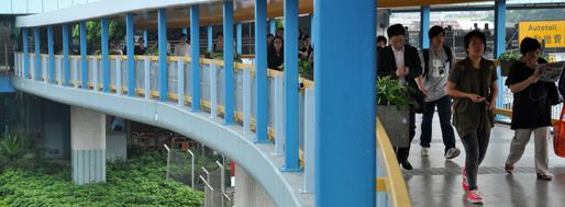 Hong Kong, City of Corridors | MovingCities 2012