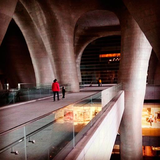 Himalayas Centre by Arata Isozaki | MovingCities Instagram