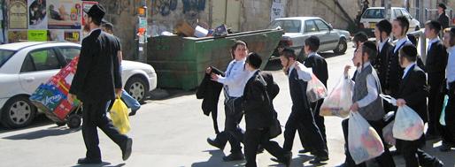 Mea Shearim | Jerusalem, February 28, 2008
