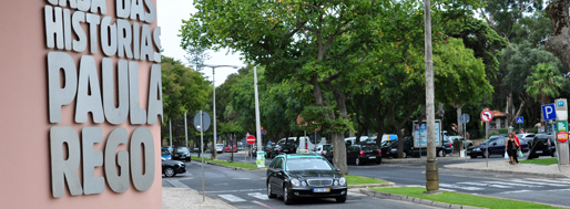 Casa das Histórias Paula Rego | August 30, 2011