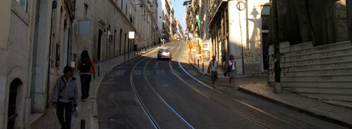 Lisbon: Adamastor, Sta Catarina, Calçada do Combro | April 22, 2009