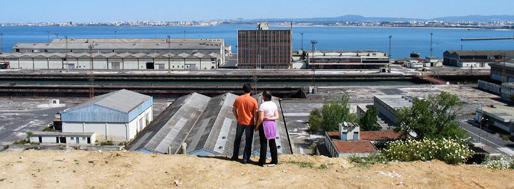 Lisnave shipyard   May 1, 2009