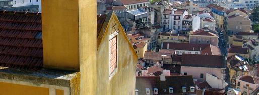 View from Miradouro da Graça | May 4, 2009