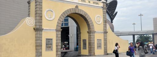 'Porta do Cerco' (1870, translates to 'Gate of Siege') | November 6, 2009
