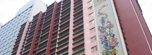 Hotel Sintra, Macau | January 20