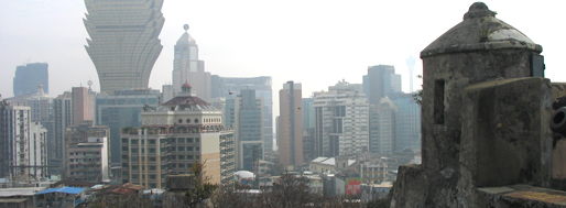 Mount Fortress, Macau Museum & Fortress Corridor | January 20