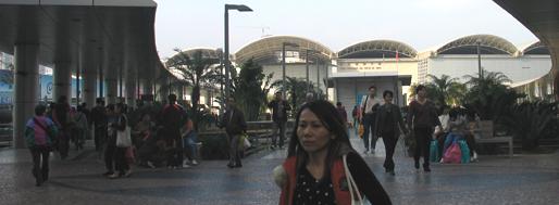 Portas do Cerco, North Barrier Gate to Zhuhai, Macau | January 21