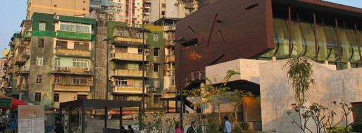 Tap Seac Square, Macau | January 21