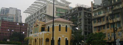Tap Seac Square, Macau   January 22