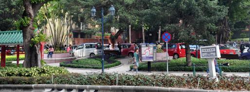 Av. da Praia Grande, Macau's Military Club & Casino Lisboa | November 6, 2009