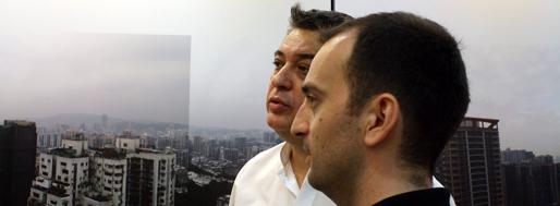 Urban Panorama Workshop | Architects Carlos Marreiros & Nuno Soares (source: +853)