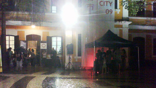 THIS IS MY CITY 09!!! 'live performances' | rainy night event (source: alive.tom.com/SioNg/)