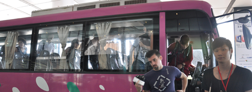 Urban Panorama Workshop   Bus tour