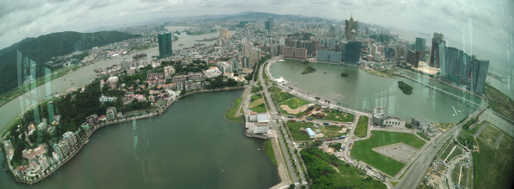 Urban Panorama Workshop   Macau Tower Convention and Entertainment Center