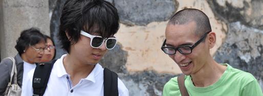 Urban Panorama Workshop   Dead J & Chen XiongWei aka The MacauMixers