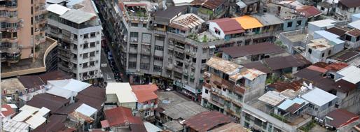 Urban Panorama Workshop | Macau, July 3, 2009