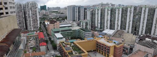Urban Panorama Workshop | View from rooftop Artur Tamagnini Barbosa