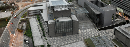 I. M. Pei's Macau Science Museum