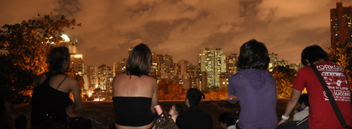 Urban Panorama Workshop | Twilight presentation at Guia Hill