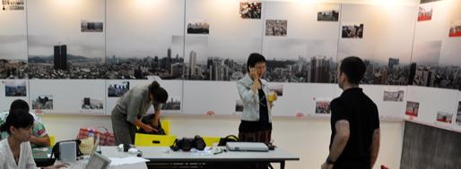 Urban Panorama Workshop | Macau, July 4, 2009