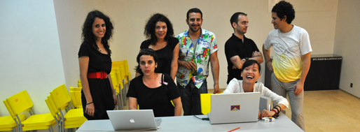 Urban Panorama Workshop | last minute editions to slide-show