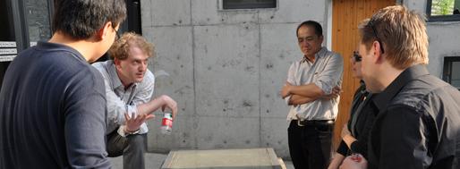 John van de Water @ China Housing workshop | April 25, 2011