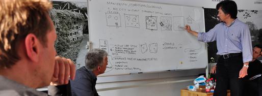 Liu Xiaodu (Urbanus Architecture & Design) | NL-CN Housing workshop, April 2011