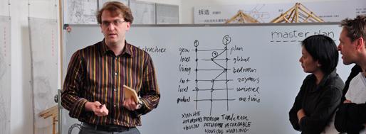 John van de Water @ China Housing workshop | April 26, 2011
