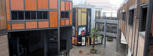 CCD open-air retail complex (2002) | Ningbo