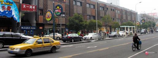 CCD retail area (240,000sqf) )   Ningbo