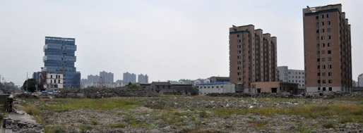 Yinzhou New Town   October 10, 2010