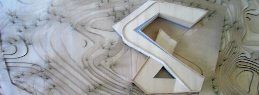 Ordos Project | Ordos Art Museum model