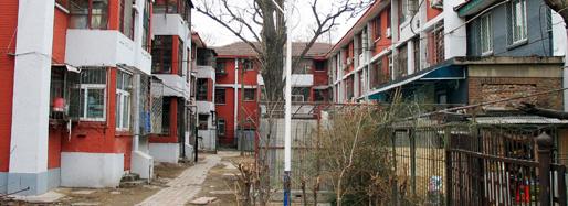Baiwangzhuang residential area | Beijing