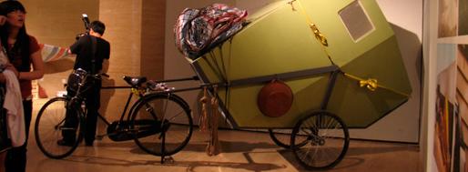 Crossing exhibition | ENCORE HEUREUX + GSTUDIO