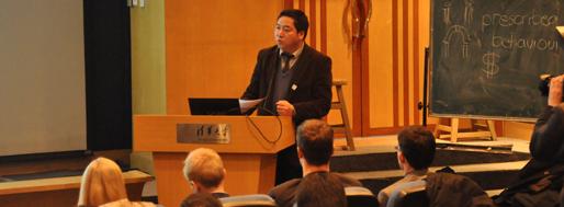 Prof. Dean Zhu Wenyi | Tsinghua School of Architecture