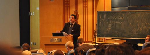 Prof. Dean Zhu Wenyi - Tsinghua School of Architecture