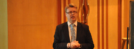 Mikko Puustinen | Press & Cultural Counsellor at Embassy of Finland to China