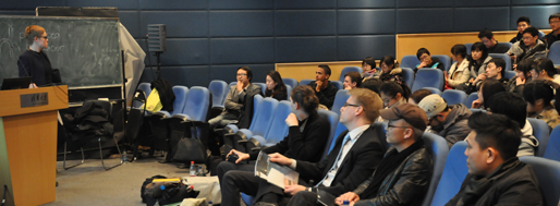 Q&A with Finnish architects | Tsinghua University | March 23, 2012