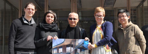 Bert, Mónica, Wang Lu, Martta & Ye Yang | School+WORKSHOP