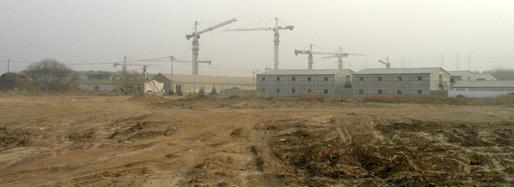 Walk from Beiyuan to Lishuiqiao subway station | Beijing, December 9