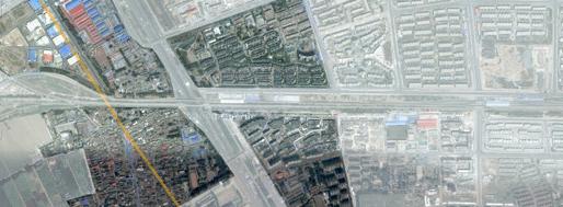 Line 13 redux | workshop area: Longze station, Badaling expressway and its surroundings