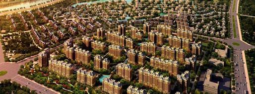 润泽地产荣誊钜献 Real estate online advertisement  (source: SouFou.cn - click to enlarge)