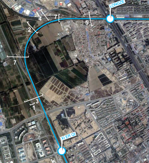 Line13 | Segment 1. Xierqi – Longze